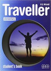 Traveller Elementary. Student's Book - фото обкладинки книги
