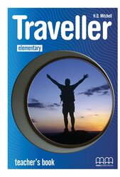 Traveller Elementary. Teacher's Book - фото обкладинки книги