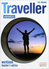 Traveller Elementary. Workbook. Teacher's Edition - фото обкладинки книги