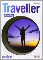 Traveller Elementary. Workbook with Audio CD/CD-ROM - фото обкладинки книги