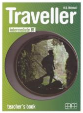 Traveller Intermediate B1. Teacher's Book - фото обкладинки книги