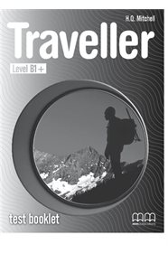 Traveller Intermediate B1. Test Booklet - фото книги