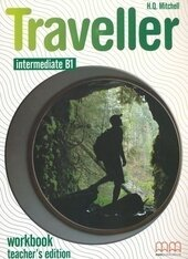 Traveller Intermediate B1. Workbook. Teacher's Edition - фото обкладинки книги
