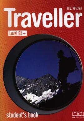 Traveller Level B1+. Student's Book - фото книги