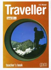 Traveller Level B1+. Teacher's Book - фото обкладинки книги
