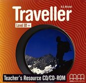 Traveller Level B1+. Teacher's Resource CD/CD-ROM (інтерактивний комп'ютерний диск для вчителя) - фото обкладинки книги