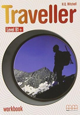 Traveller Level B1+. Workbook - фото книги