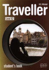 Traveller Level B2. Student's Book - фото обкладинки книги