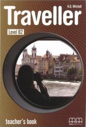 Traveller Level B2. Teacher's Book - фото обкладинки книги