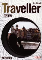 "Traveller Level B2. Workbook"" - фото обкладинки книги"