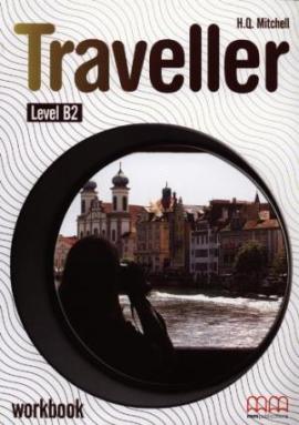 "Traveller Level B2. Workbook"" - фото книги"