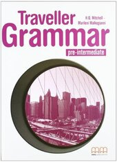 Traveller Pre-intermediate. Grammar Book - фото обкладинки книги