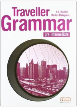 Traveller Pre-intermediate. Grammar Book - фото книги
