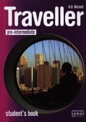 Traveller Pre-intermediate. Student's Book - фото обкладинки книги