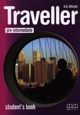 Traveller Pre-intermediate. Student's Book - фото книги