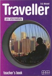 Traveller Pre-intermediate. Teacher's Book - фото обкладинки книги