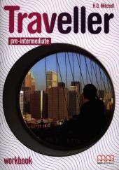Traveller Pre-intermediate. Workbook with Audio CD/CD-ROM - фото обкладинки книги