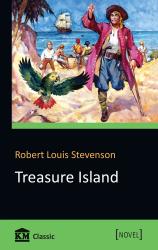 Treasure Island - фото обкладинки книги