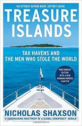 Treasure Islands: Tax Havens and the Men who Stole the World - фото обкладинки книги