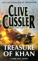 Treasure of Khan : Dirk Pitt #19 - фото обкладинки книги
