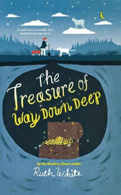 Книга Treasure of Way Down Deep