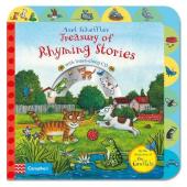 Treasury of Rhyming Stories. Book and CD - фото обкладинки книги