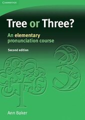 Tree or Three? : An Elementary Pronunciation Course - фото обкладинки книги