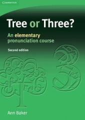 Tree or Three? : An Elementary Pronunciation Course - фото обкладинки книги
