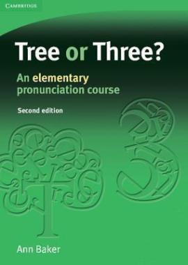 Tree or Three? : An Elementary Pronunciation Course - фото книги