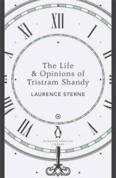 Tristram Shandy - фото обкладинки книги