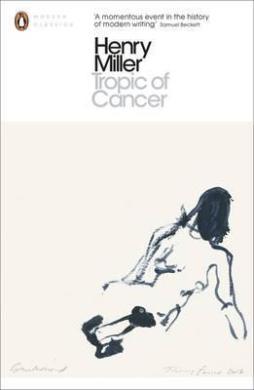 Книга Tropic of Cancer