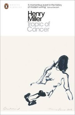 Tropic of Cancer - фото книги