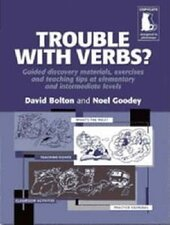 Trouble with Verbs? Guided Discovery Materials , Exercises and Teaching Tips at Elementary and Intermediate Levels - фото обкладинки книги