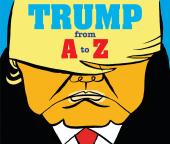 Trump: From A to Z 2018 - фото обкладинки книги