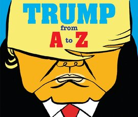 Trump: From A to Z 2018 - фото книги
