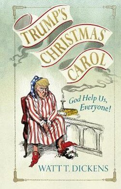 Trump's Christmas Carol - фото книги