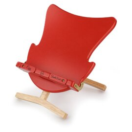 Тримач для книг Egg Bookchair Red - фото книги