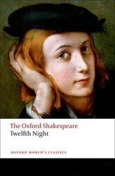 Twelfth Night, or What You Will: The Oxford Shakespeare - фото обкладинки книги
