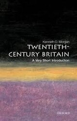 Twentieth-Century Britain: A Very Short Introduction - фото обкладинки книги