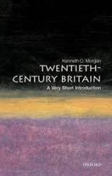 Twentieth-Century Britain: A Very Short Introduction - фото обкладинки книги