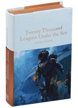 Twenty Thousand Leagues Under the Sea - фото книги