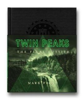 Twin Peaks: The Final Dossier - фото книги