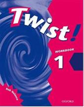 Twist! 1. Workbook - фото обкладинки книги