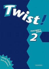 Twist! 2. Teacher's Book - фото обкладинки книги