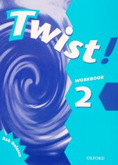 Twist!: 2: Workbook - фото обкладинки книги