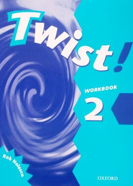 Twist!: 2: Workbook - фото книги