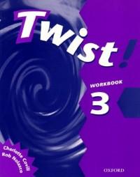 Twist!: 3: Workbook - фото книги