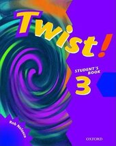 Twist!: Student's Book Level 3 - фото обкладинки книги