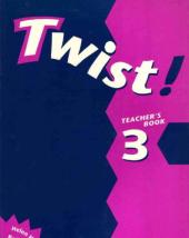 Twist!: Teacher's Book Level 3 - фото обкладинки книги