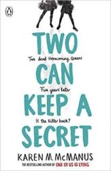Two Can Keep a Secret - фото обкладинки книги
